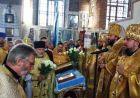 Митрополит Епіфаній в Івано-Богословському храмі (відео)