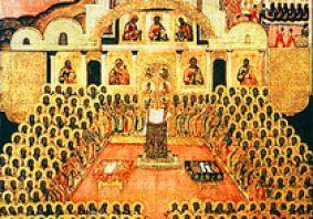 Пам'ять Отців VII Вселенського Собору