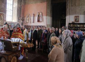 Молебень за Єдину Помісну Церкву: фото, відео