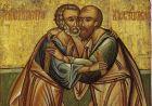 Первоверховні апостоли Петро і Павло