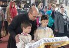 Будьте, як діти! Воскресіння Христове бачивши (фоторепортаж)