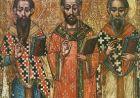 Три святителі, що припинили ворожнечу