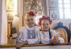 Починає роботу дитяча недільна школа:відео