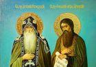 Преподобні Антоній і Феодосій Печерські