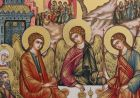 «Трисвяте» – Ангельська пісня Пресвятій Тройці