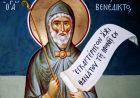 Преподобний Бенедикт Нурсійський