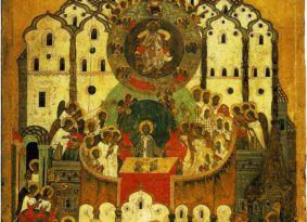 Вивчаємо Літургію: Херувимська пісня