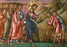 """Неділя 7-ма після П""""ятидесятниці: зцілення двох сліпих"""