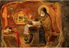 Преподобний Нестор Літописець