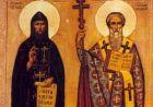 Просвітителі Кирило і Мефодій